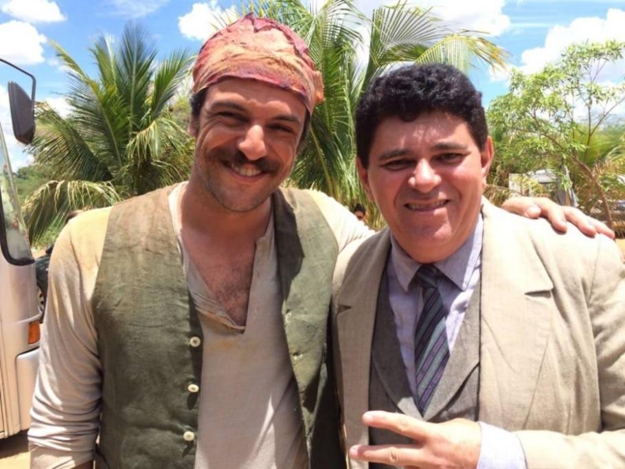 Batoré e Rodrigo Lombardi - Acervo Pessoal