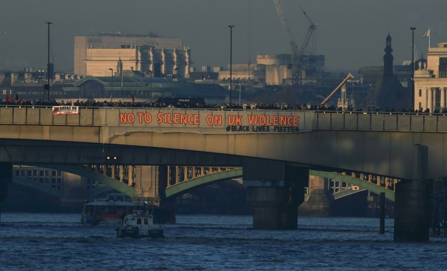 London Bridge - Toby Melville/Reuters