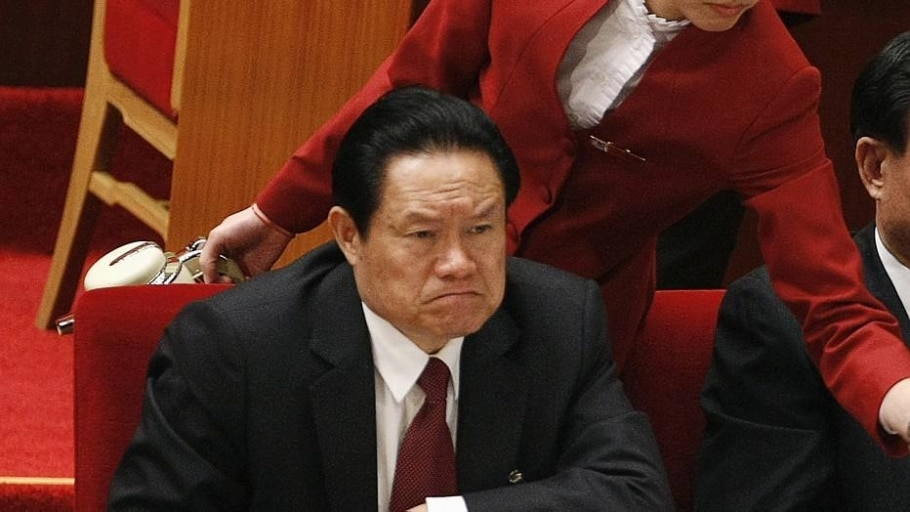 Zhou Yongkang - Jason Lee/Reuters