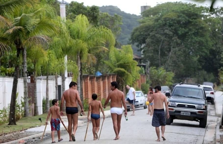 Condomínios de luxo jogam resíduos sem tratamento, contaminando água e solo, diz Sabesp - Tiago Queiroz/Estadão