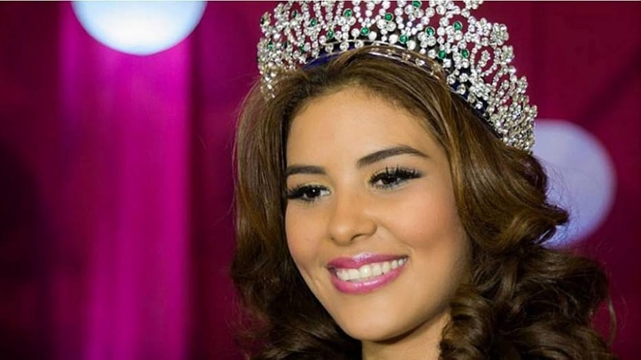 Miss Honduras - AFP