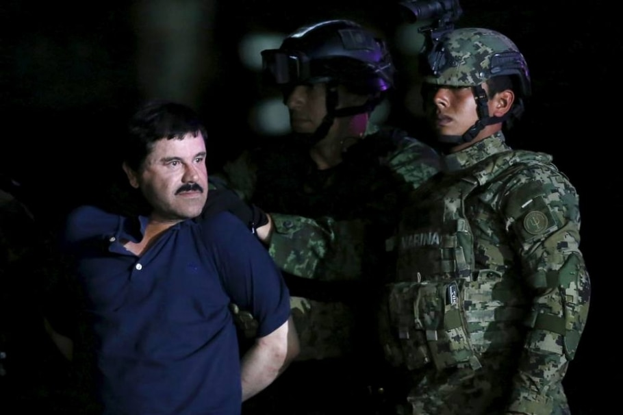 Narcotráfico - REUTERS/Edgard Garrido