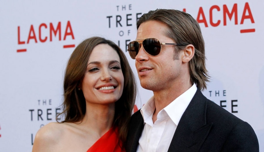 Angelina Jolie e Brad Pitt - REUTERS/Mario Anzuoni/File Photo