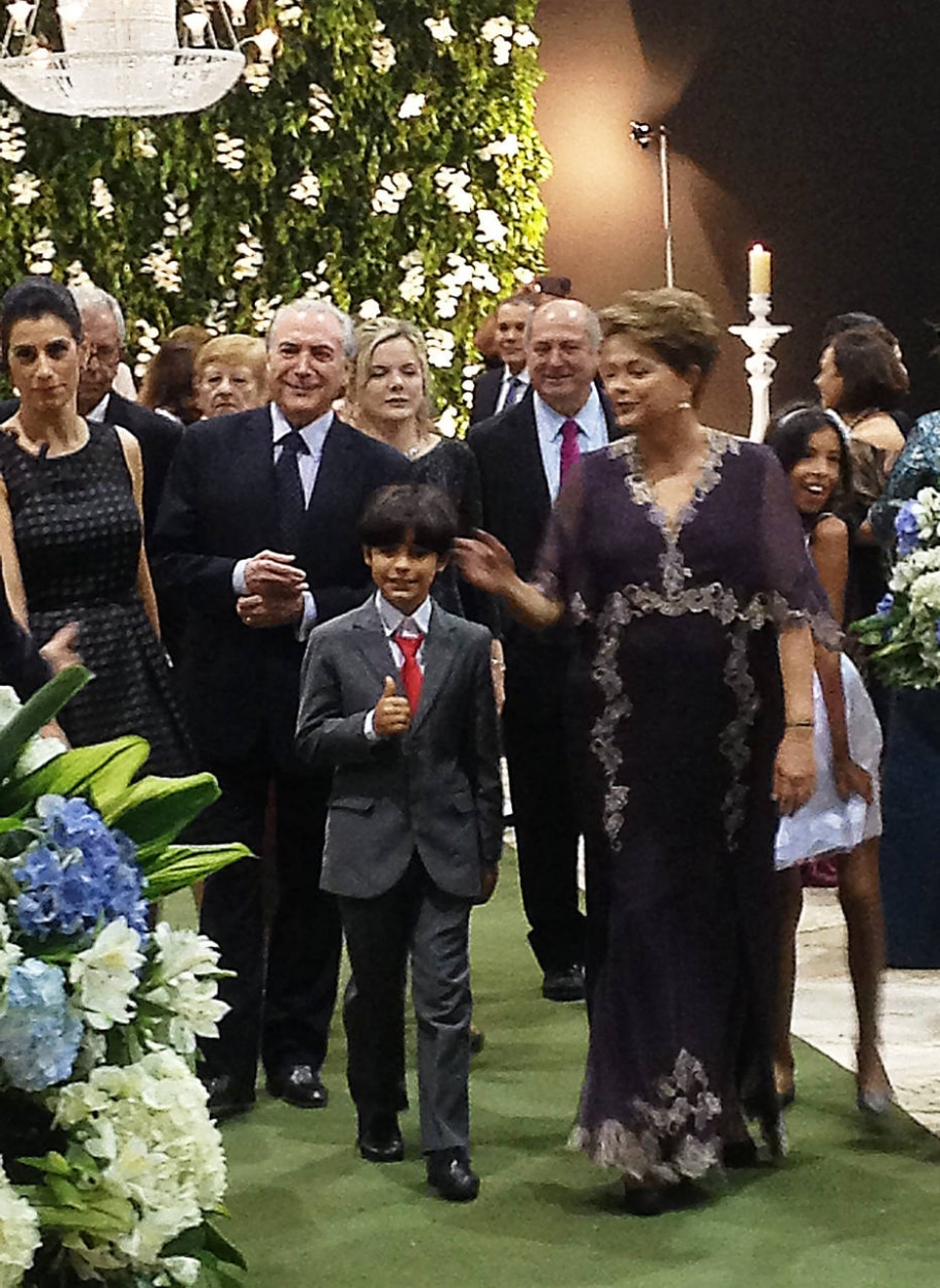 Casamento Kátia Abreu - Divulgação