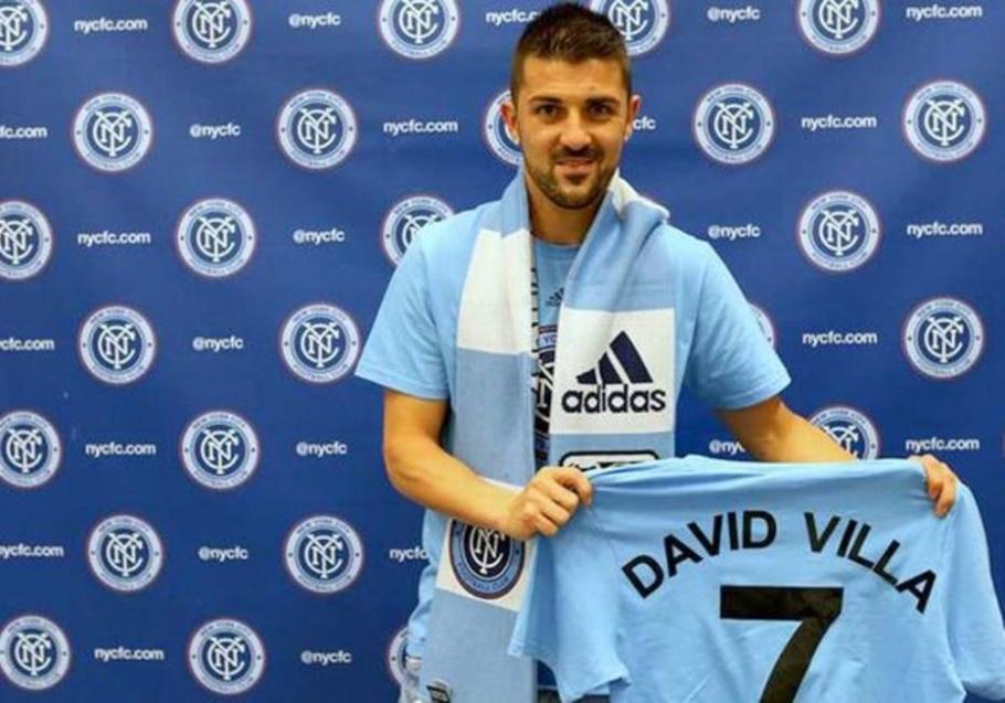David Villa - Divulgação