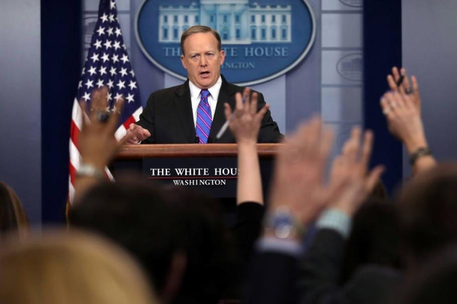 Casa Branca - REUTERS/Carlos Barria