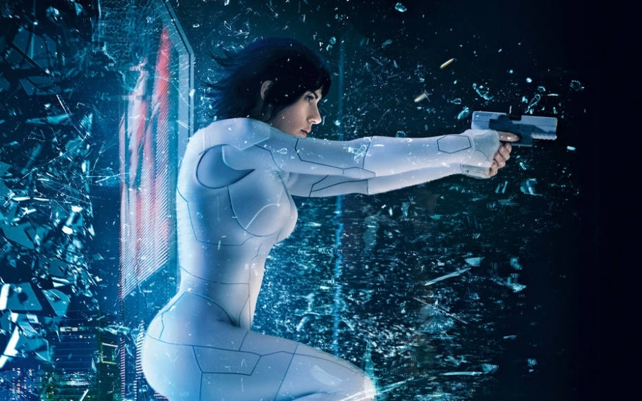 'A Vigilante do Amanhã – Ghost in the Shell', 2017 - PARAMOUNT PICTURES