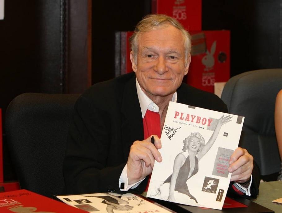 10 curiosidades sobre Hugh Hefner, o chefão da Playboy - AP