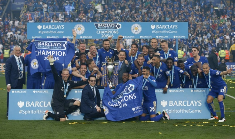 Leicester City - Reuters