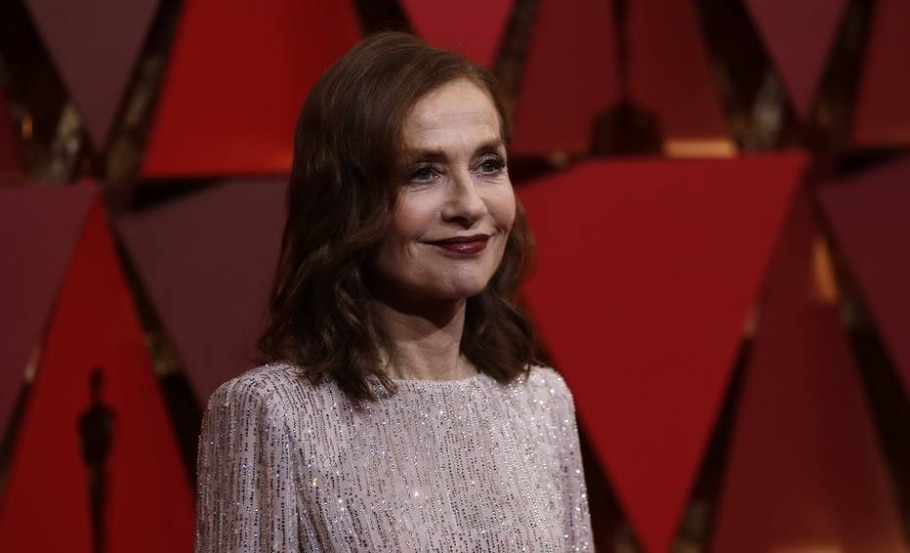 Isabelle Huppert - Mario Anzuoni/Reuters