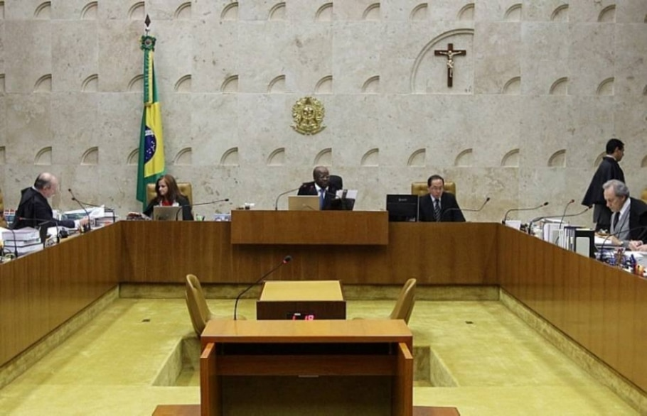 Supremo reduz pena de dois réus do mensalão - Dida Sampaio/Estadão
