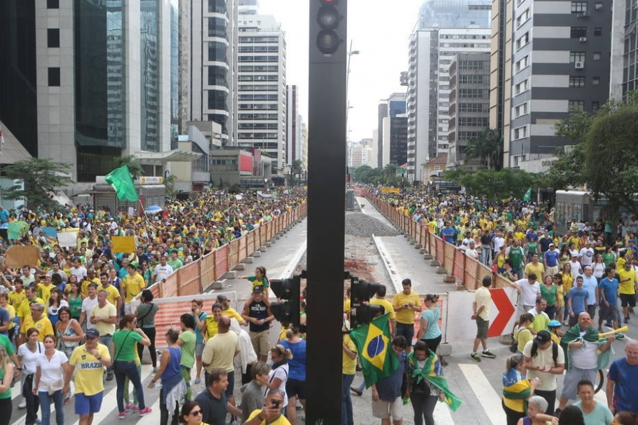 Venda de camisetas é sem nota - Alex Silva/Estadão