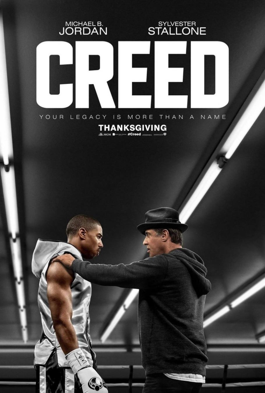 'Creed - Nascido para Lutar' - Reprodução