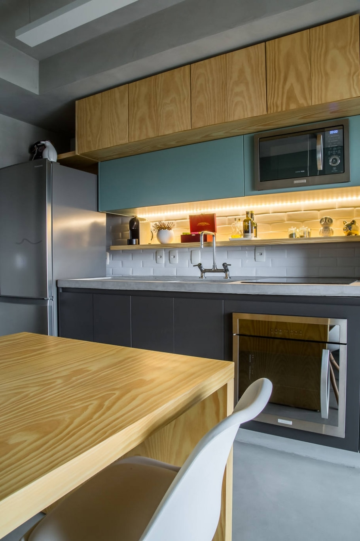 Mais espaço em 42 m² - Quadra 2 Fotografia/Divulgação