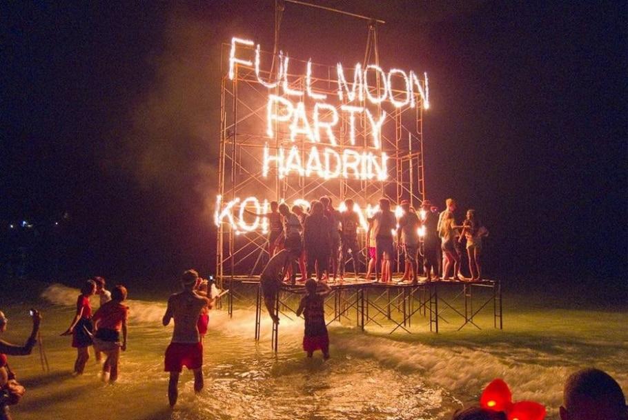 Festa da Lua Cheia - Divulgação