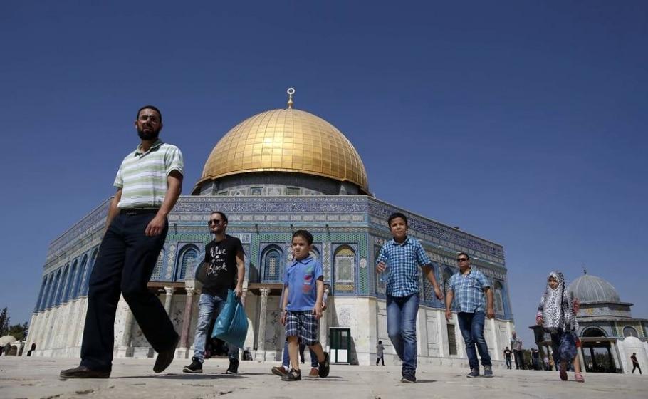 Unesco adota polêmica resolução sobre locais históricos de Jerusalém  - AFP PHOTO / AHMAD GHARABLI