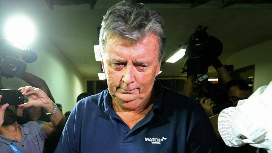Ray Whelan está foragido da polícia - Fabio Motta/Estadão