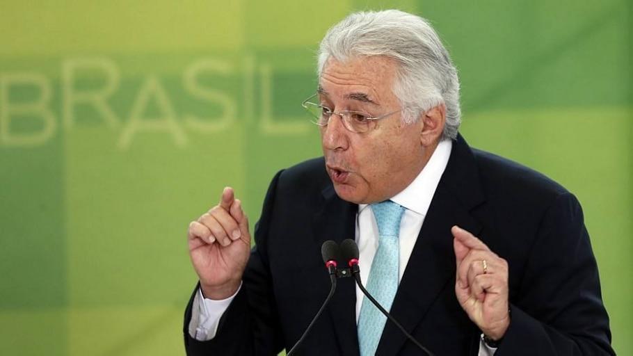 O ministro da Secretaria da Micro e Pequena Empresa, Guilherme Afif Domingos - André Dusek/Estadão