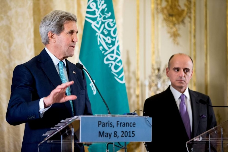 EUA e Arábia Saudita anunciam trégua no Iêmen  - REUTERS/Andrew Harnik