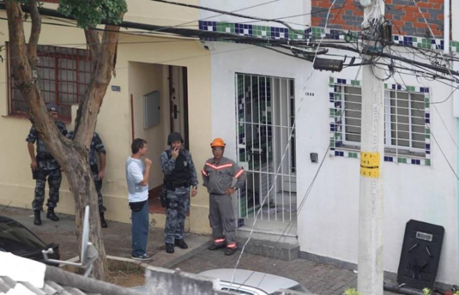 Homem atira e fere 3 pessoas no centro de São Paulo - Marcio Fernandes/AE