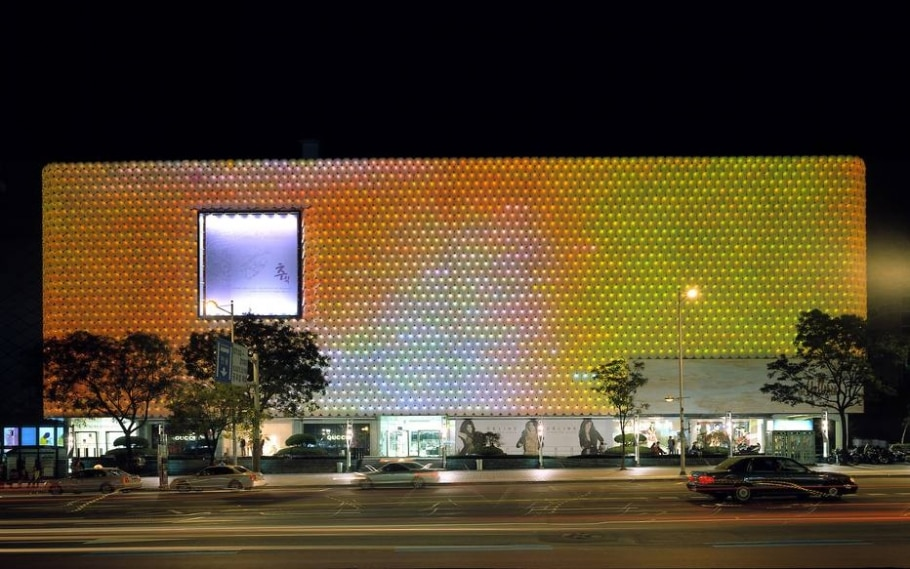 Arquitetura de cor e luz - Christian Richters