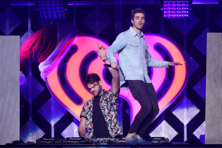20) The Chainsmokers - Andrew Kelly/Reuters