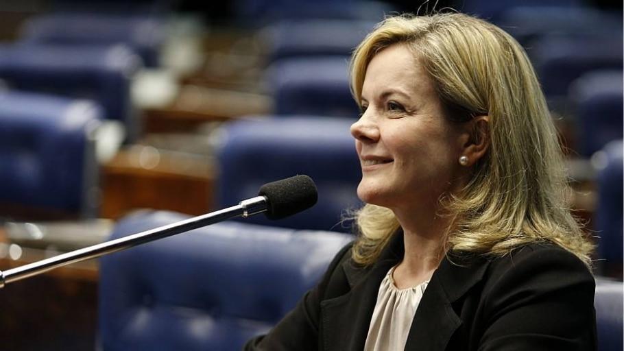 TRE do PR rejeita ação e mantém candidatura de Gleisi - Dida Sampaio/Estadão