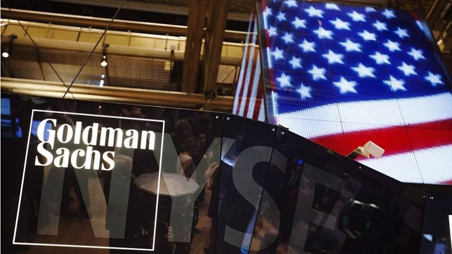 Logotipo do Goldman Sachs - LUCAS JACKSON/REUTERS