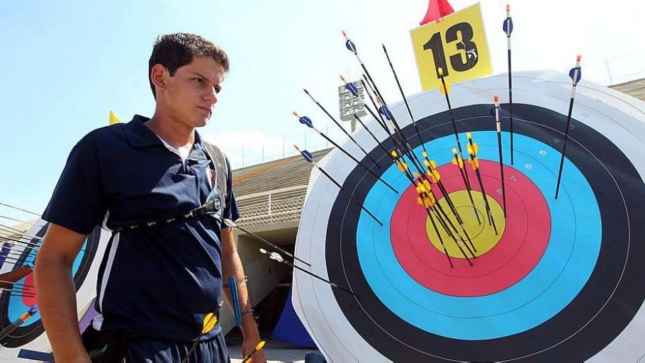 Jovens chamaram a atenção do técnico após competição de base - Marcos de Paula/Estadão