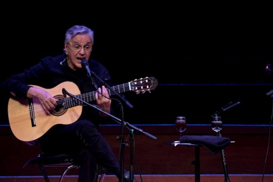 Caetano Veloso e Gilberto Gil - Show
