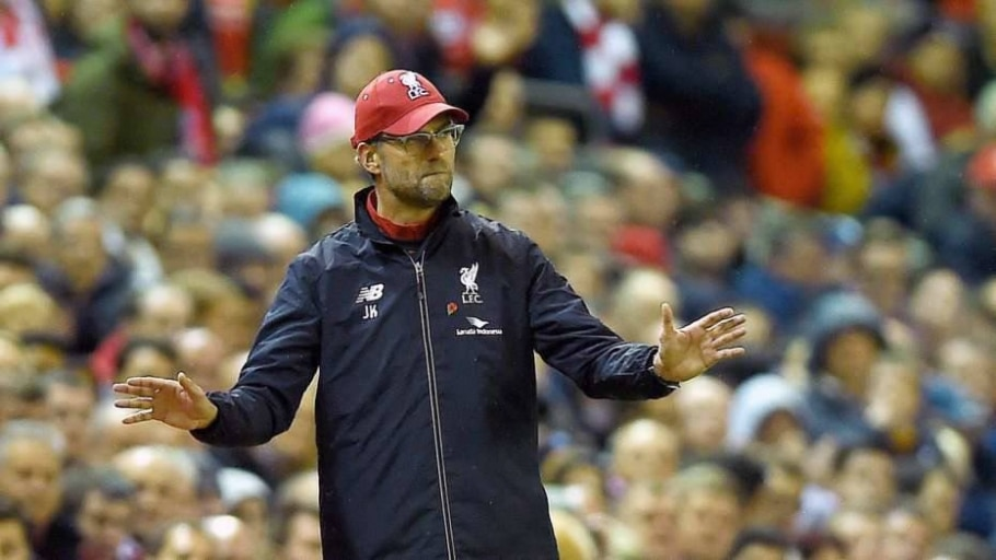 Klopp - Peter Powell/EFE