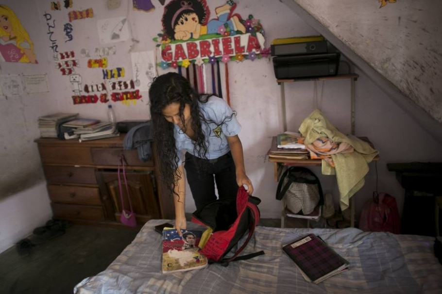 Venezuela - Ariana Cubillos/AP