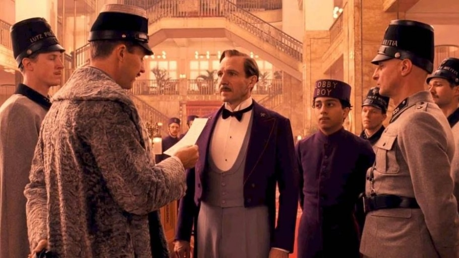 'O Grande Hotel Budapeste', de Wes Anderson, tem 11 indicações ao Bafta - Divulgação