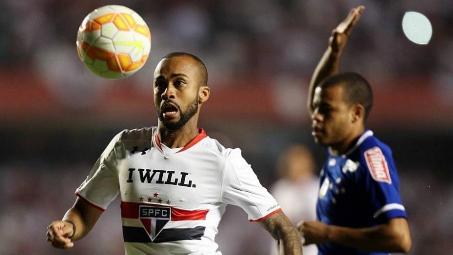 'A torcida do Palmeiras me ama', ironiza o são-paulino Wesley - Daniel Teixeira/Estadão