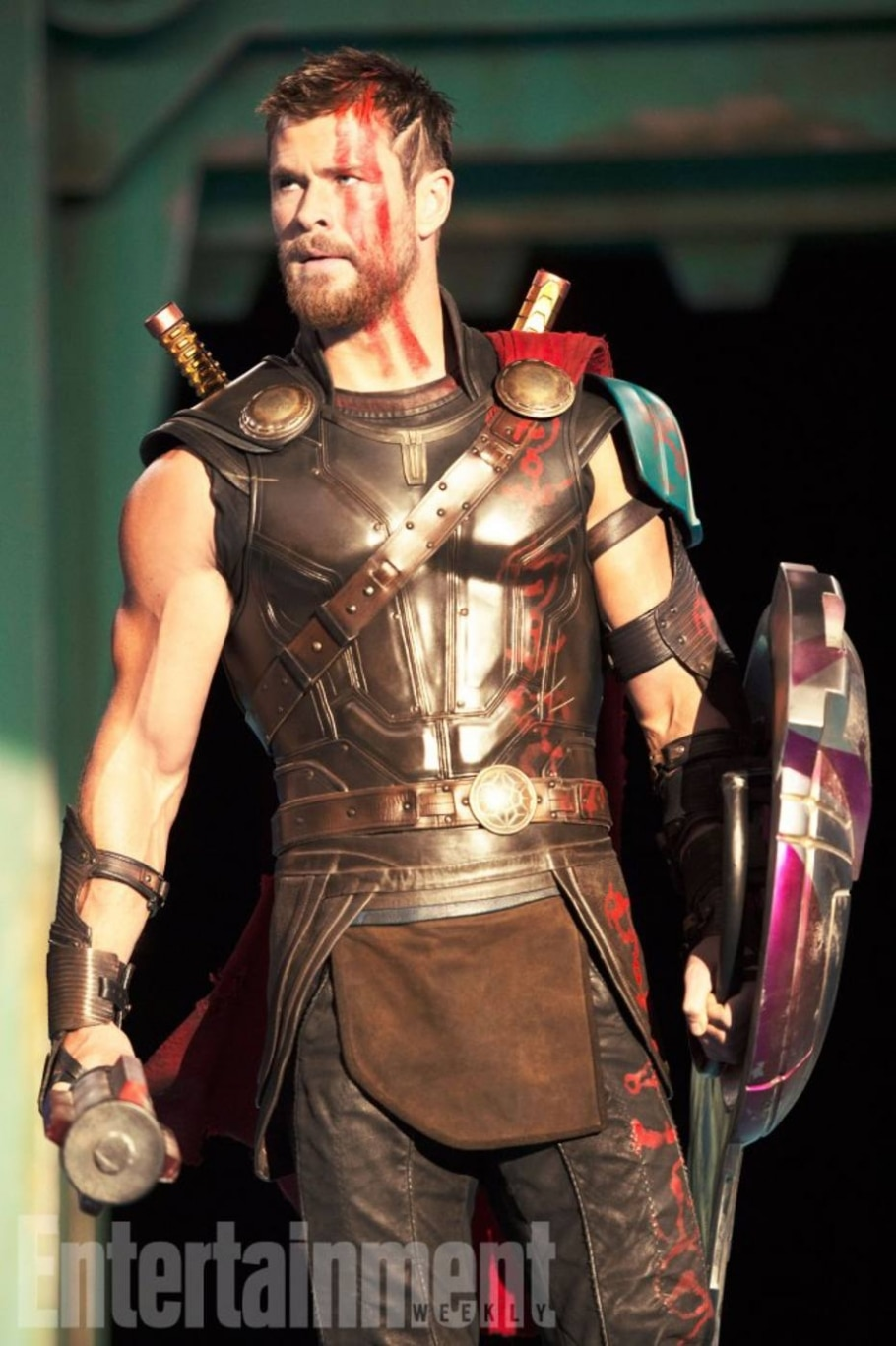 Thor: Ragnarok (2017) - JASIN BOLAND/MARVEL STUDIOS/EW