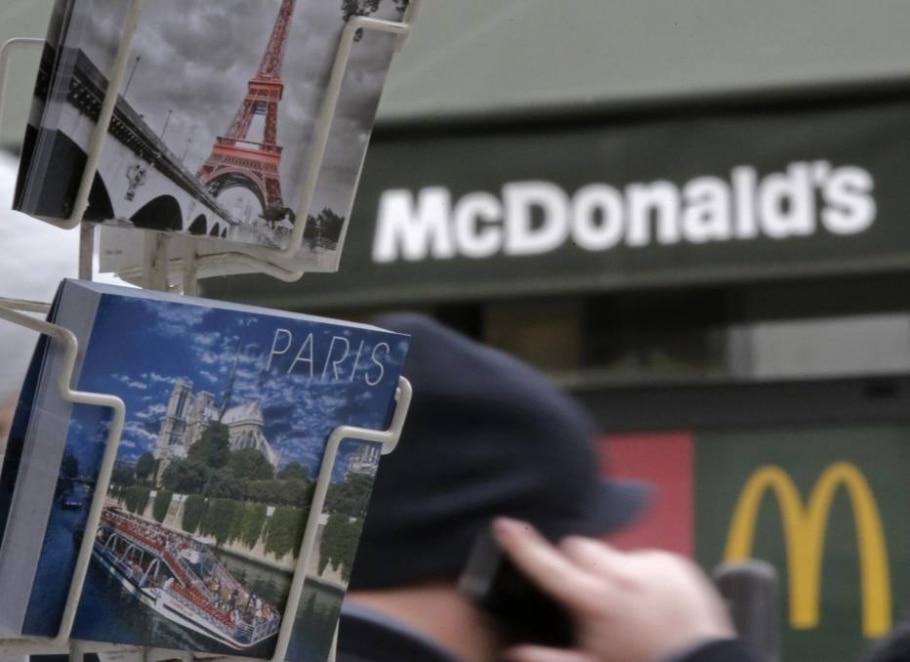 McDonald's se desculpa após proibir funcionários de dar lanches aos sem-teto - Christian Hartmann / Reuters