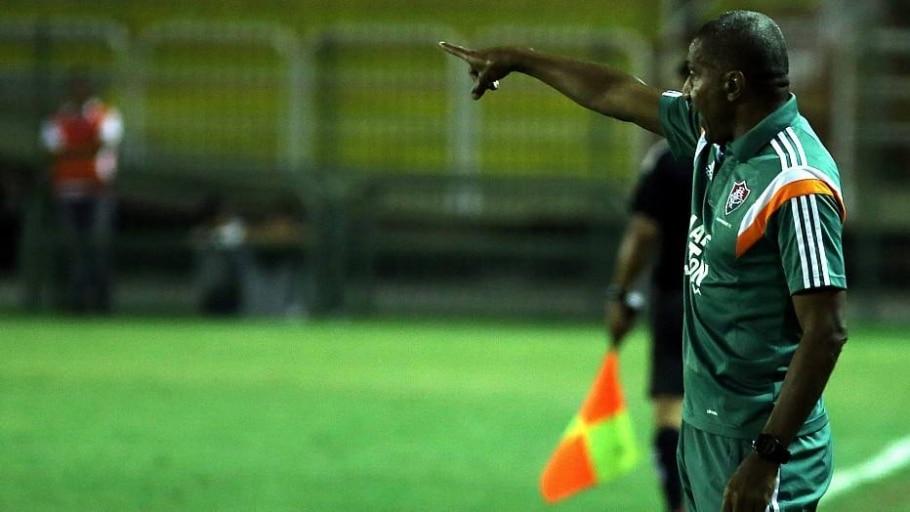 Aliviado, Cristóvão projeta equilíbrio em clássico com o Botafogo - Nelson Perez/Divulgação