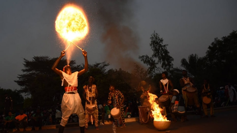 Conheça o carnaval de Guiné-Bissau - Reuters