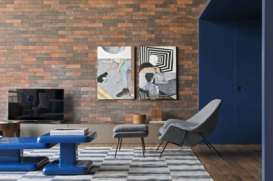 Do clássico ao industrial: salas para se inspirar e copiar - Alain Brigier/ Divulgação