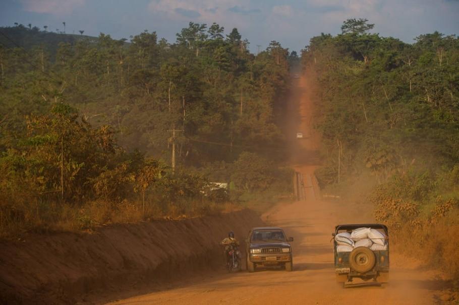 Transamazônica (para quem quer uma aventura extrema) - Tiago Queiroz / Estadão
