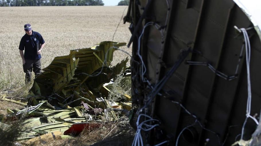 Ucrânia: especialistas iniciama trabalhos de resgate - REUTERS/Sergei Karpukhin