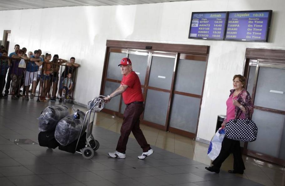 Novas relações -  REUTERS/Enrique De La Osa