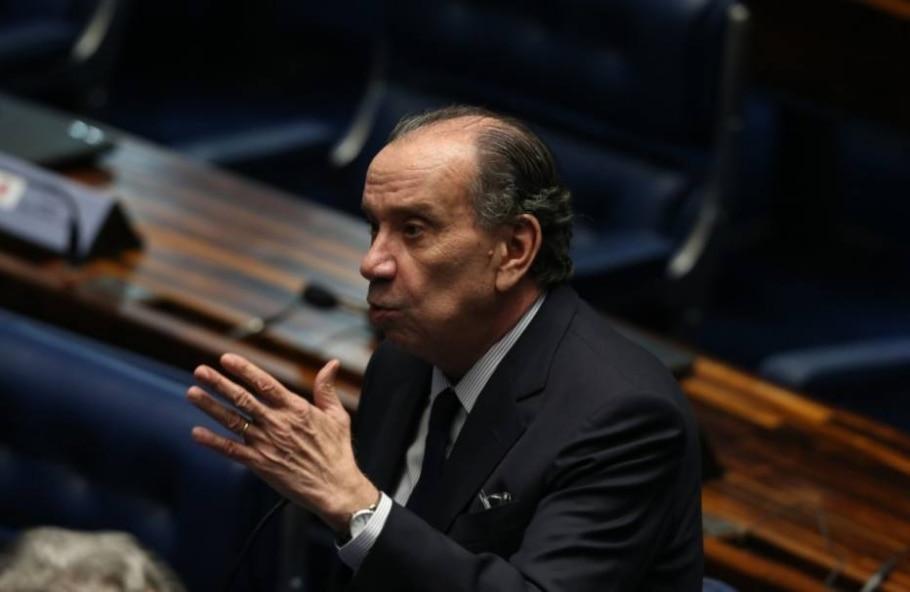 O senador Aloysio Nunes Ferreira (PSDB-SP) - André Dusek|Estadão