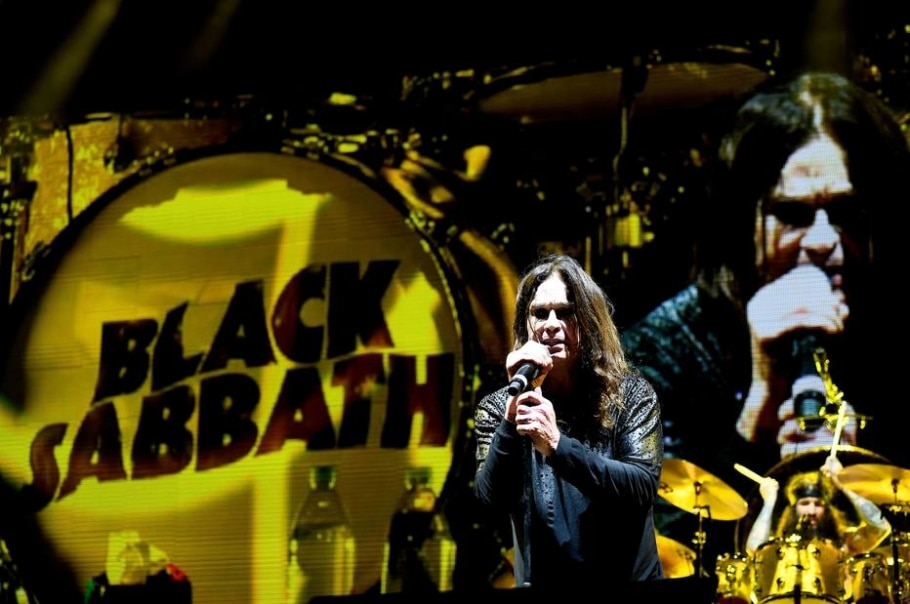 Black Sabbath - Frazer Harrison/AFP
