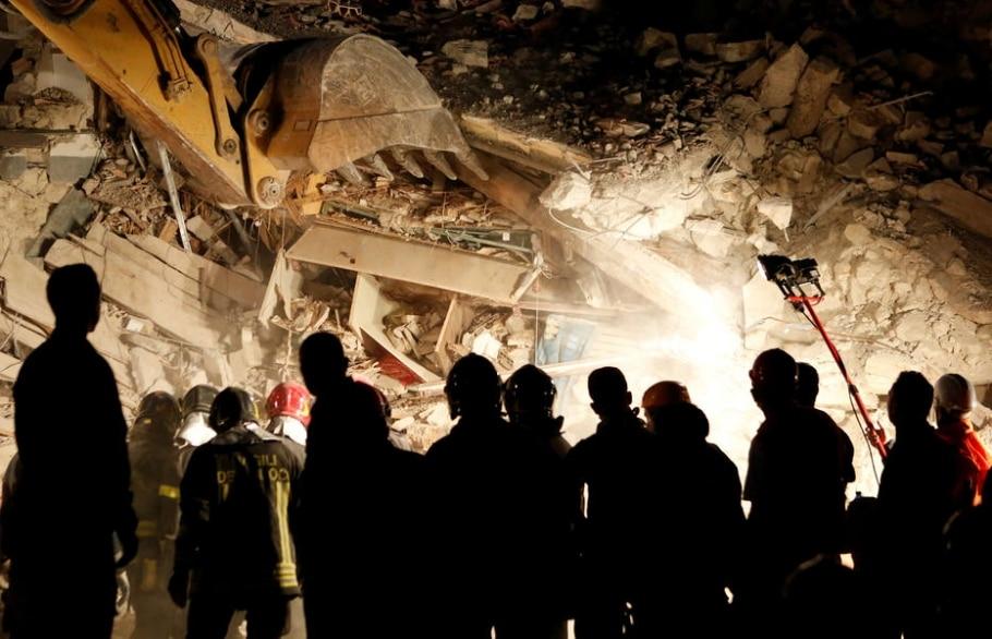 Terremoto na Itália - REUTERS/Remo Casilli