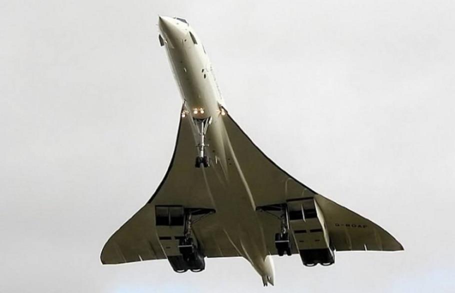 Avião chegava a voar entre Europa e EUA em 3 horas e meia - Wikimedia Commons/Divulgação