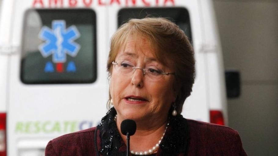 Bachelet pede fim de silêncio sobre crimes da ditadura - Sebastian Silva/EFE