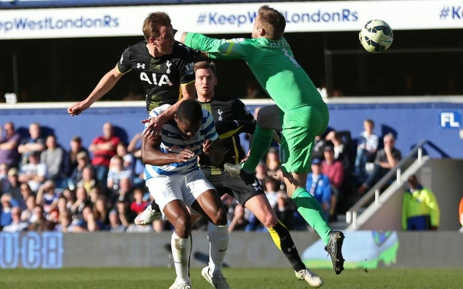Tottenham vence o QPR - Matthew Childs/Reuters