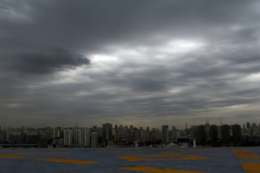 Frio - Hélvio Romero/Estadão