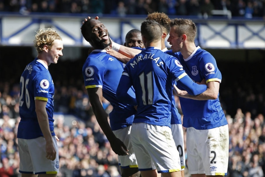 Everton, time inglês - Andrew Yates/ Reuters
